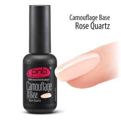 камуфлирующая база розовый кварц